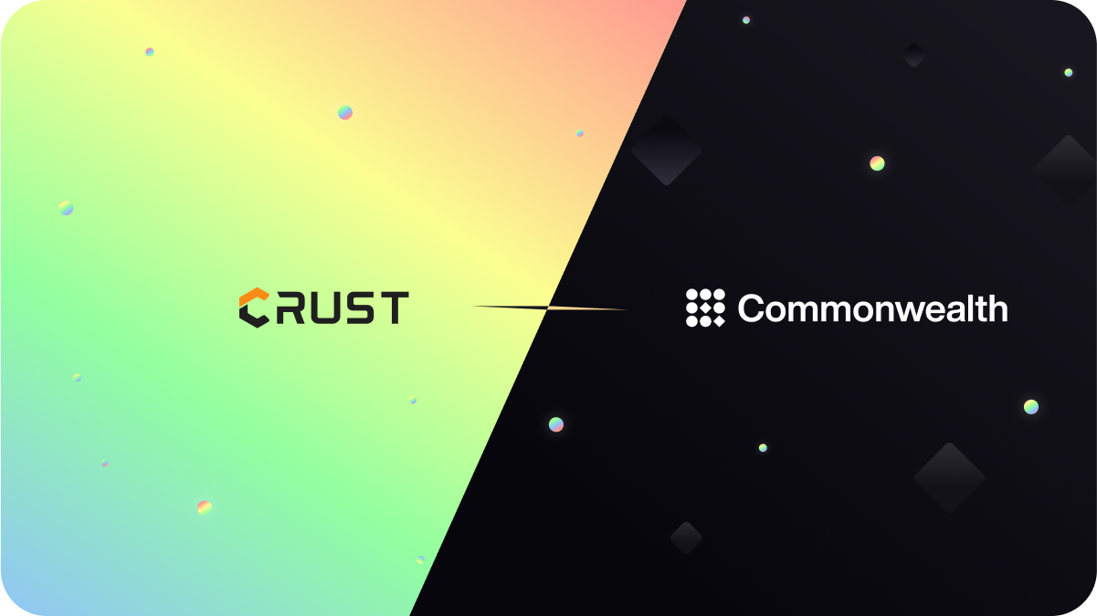 Announcing Crust Network x Common Protocol