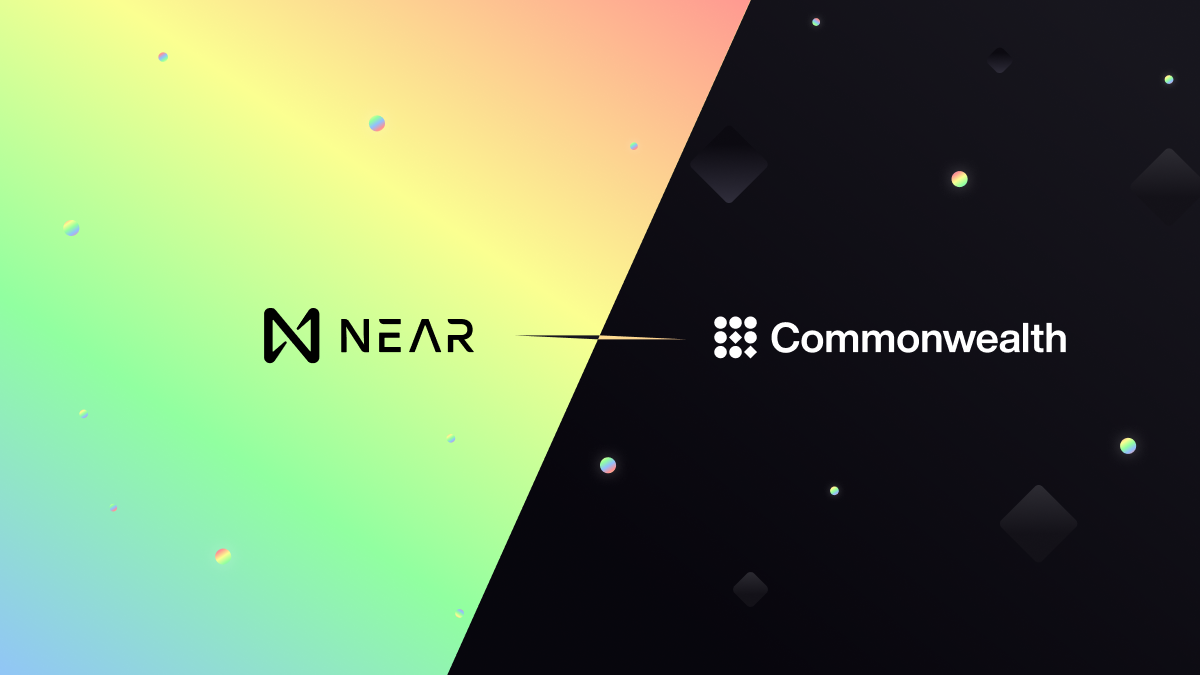 NEAR Launches All-in-One Governance Forum in Collaboration with Commonwealth Protocol